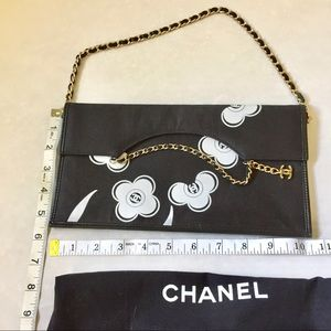 CHANEL Bags - Chanel Camellia Clutch